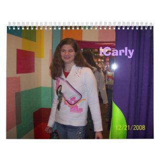 iCarly Calendário
