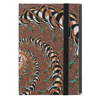 iCase do Fractal de Tigerstripe para o iPad mini Capa iPad Mini