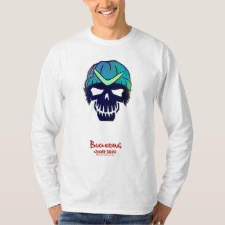 Ícone da cabeça do Bumerangue do pelotão | do T-shirts
