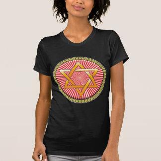 Ícone da estrela de David Camiseta