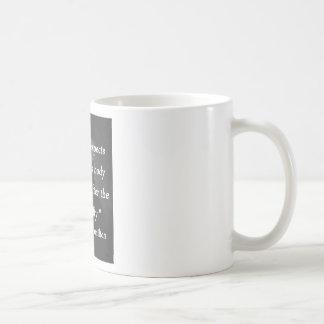 Idade de cinqüênta - Alexander Hamilton Caneca De Café