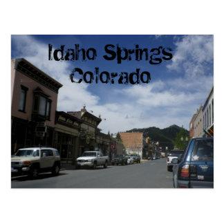 Idaho salta cartão de Colorado