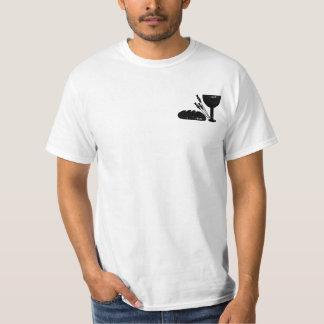 Ideia da camisa da igreja, camisa do cristão da t-shirts