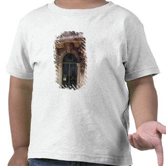 Ideia da entrada do museu camisetas