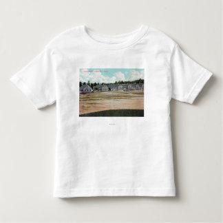Ideia das terras de Presidio Camiseta Infantil