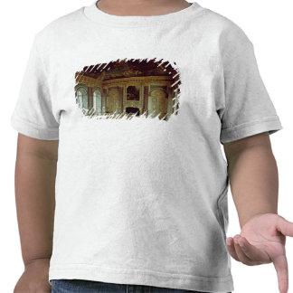 Ideia do d'Hercule do salão de beleza, inaugurada T-shirt