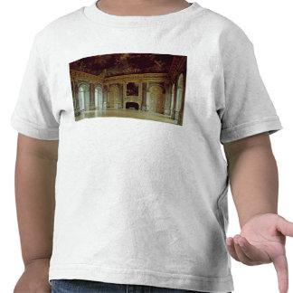 Ideia do d'Hercule do salão de beleza, inaugurada  Tshirts
