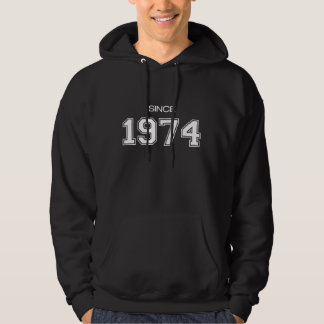 ideia do presente de aniversário 1974 moletom