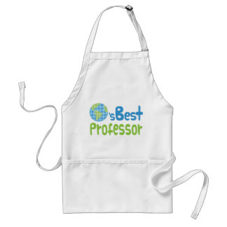 Ideia do presente para o professor (mundos melhore avental
