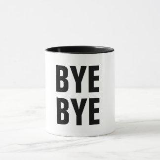 ideia engraçada do presente da caneca de café da