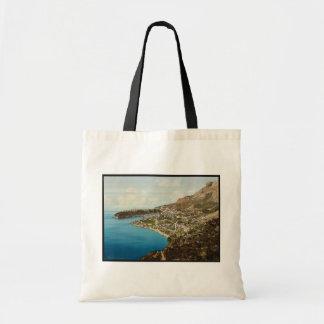 Ideia geral do principado, Monaco, Riviera Bolsa Para Compras