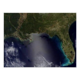 Ideia satélite do estado unido do sudeste posteres
