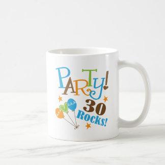 Ideias do presente de aniversário de 30 anos caneca
