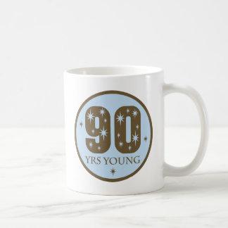 ideias do presente de aniversário do 90 caneca
