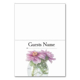 Ideias elegantes simples modernas do casamento da cartão