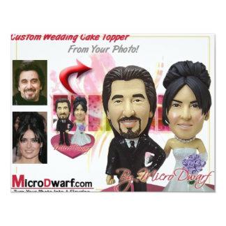 Ideias personalizadas dos presentes de casamento convites personalizados