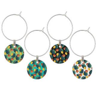 Identificador De Taças aples e verde dos limões