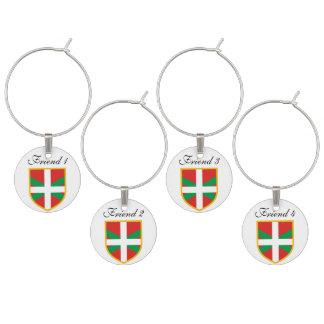 Identificador De Taças Bandeira Basque