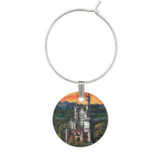 Identificador De Taças Castelo Schloss Neuschwanstein