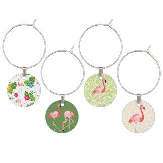 Identificador De Taças Pássaros do flamingo
