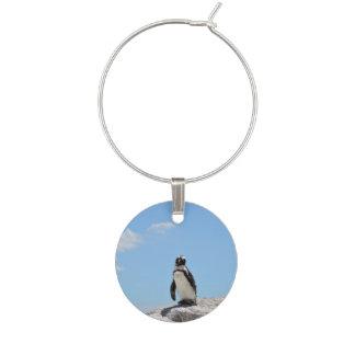 Identificador De Taças Único pinguim