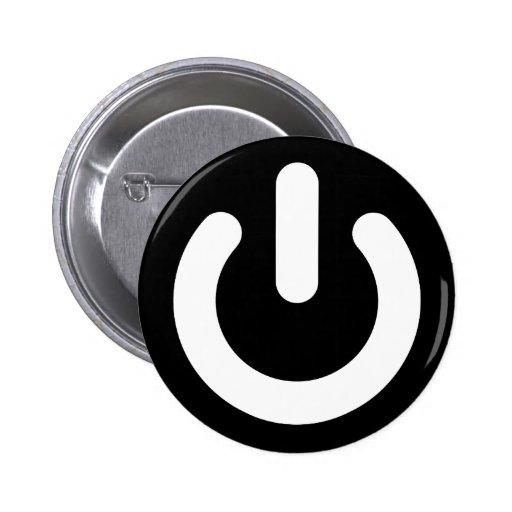Ideologia do poder do geek botons