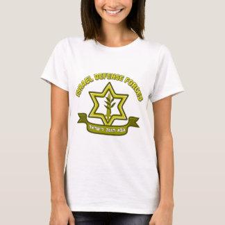 IDF - Insígnias das forças de defesa de Israel Camiseta