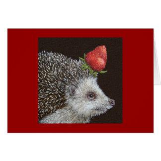Ignatz o cartão do ouriço