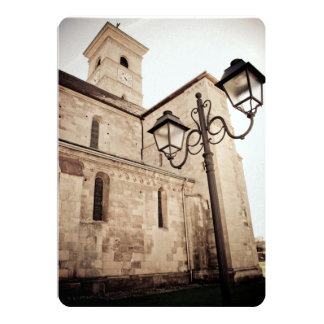 Igreja alba de Iulia Convite