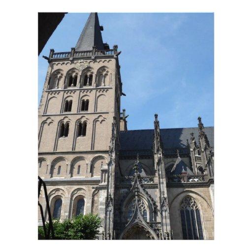 Igreja, Alemanha Papeis De Carta Personalizados
