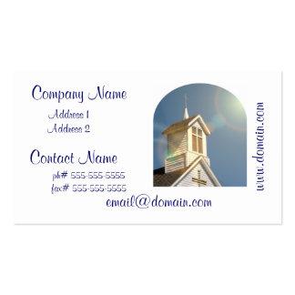 Igreja Cartão De Visita