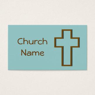 Igreja Cartão De Visitas