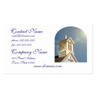 Igreja Cartões De Visitas