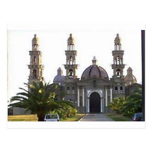 Igreja Católica de Palmarian Cartoes Postais