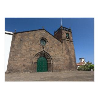 Igreja Católica portuguesa antiga Convite Personalizados