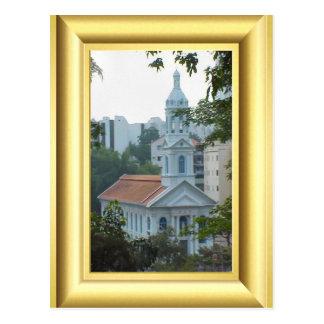 Igreja católica romana, Singapore Cartão Postal