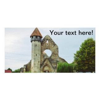 Igreja Cistercian, Carta Cartão Com Fotos