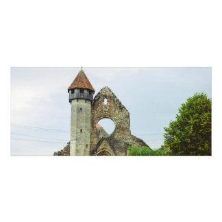 Igreja Cistercian, Carta 10.16 X 22.86cm Panfleto