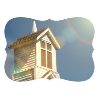 Igreja Convite 12.7 X 17.78cm