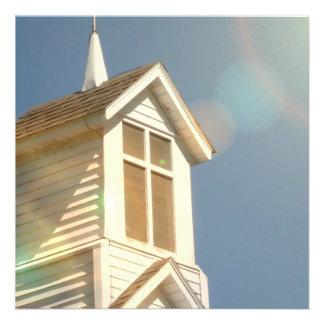 Igreja Convites Personalizado