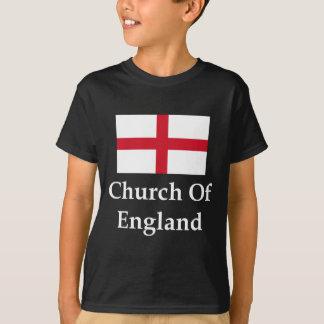 Igreja da bandeira e do nome de Inglaterra Camiseta