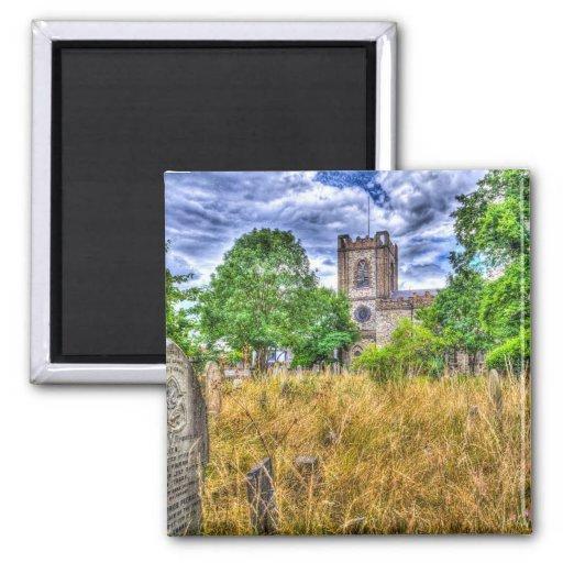 Igreja da vila de Dagenham Imas De Geladeira