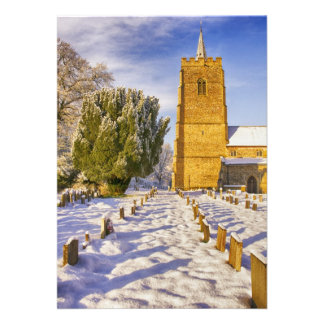 Igreja de Hethersett, Norfolk. Convites Personalizado