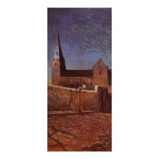 Igreja de Paul Gauguin- Vaugirard Panfletos Informativos
