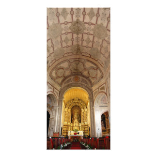Igreja de St Peter Panfletos Informativos Personalizados
