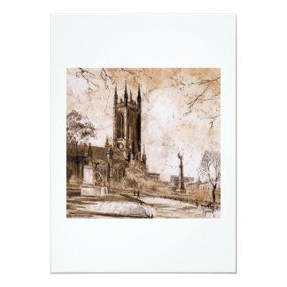 Igreja de St Thomas, convite de Newcastle