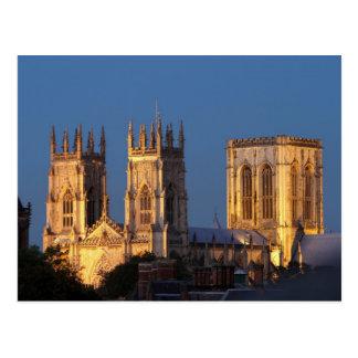 Igreja de York Cartão Postal