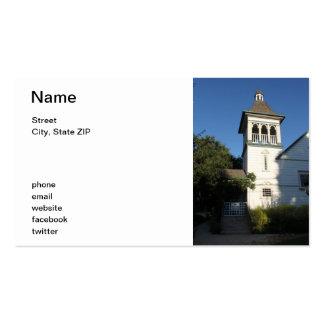 Igreja do Nazarene Cartão De Visita