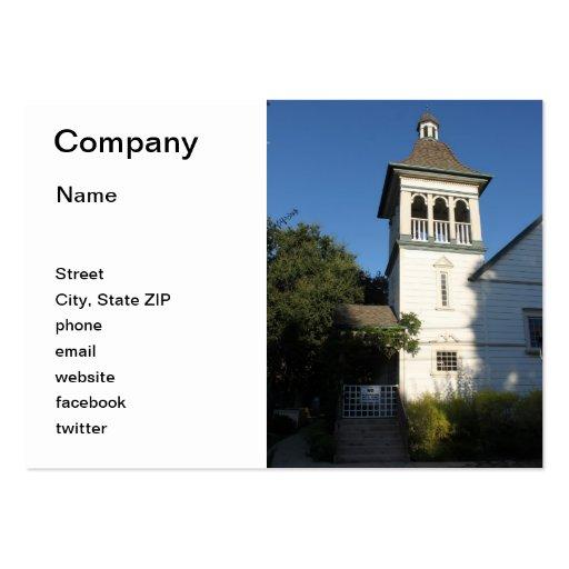 Igreja do Nazarene Cartoes De Visitas