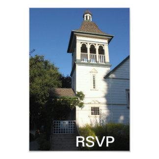 Igreja do Nazarene Convite 8.89 X 12.7cm